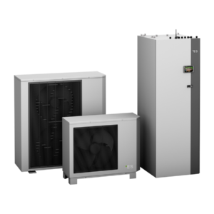 Heatsave luft vand varmepumper